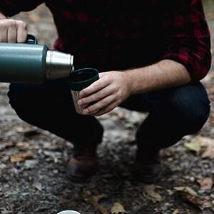 Vattenflaskor och termosar
