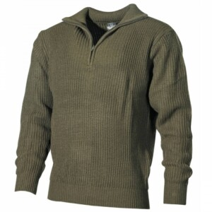 Navy Pullover Olive